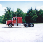 Unit FCT-1, our first truck.  It is still running and still in service with us today.